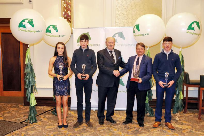 SJI PONY BALL AWARDS: Prizes and smiles all round