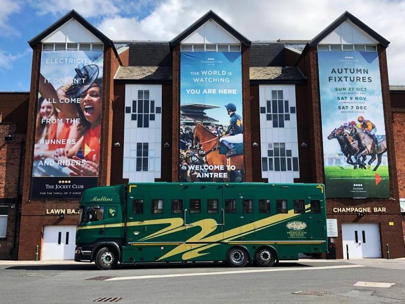 TRANSPORT FEATURE 2020: George Mullins Transport