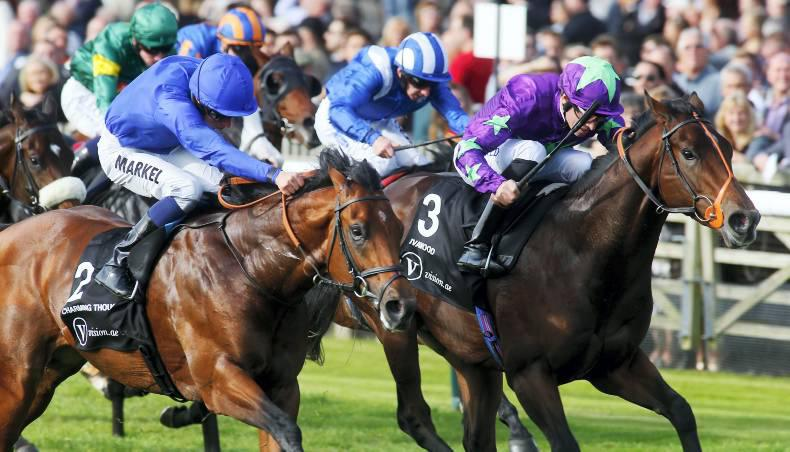 Top British two-year-old races moved to earlier dates