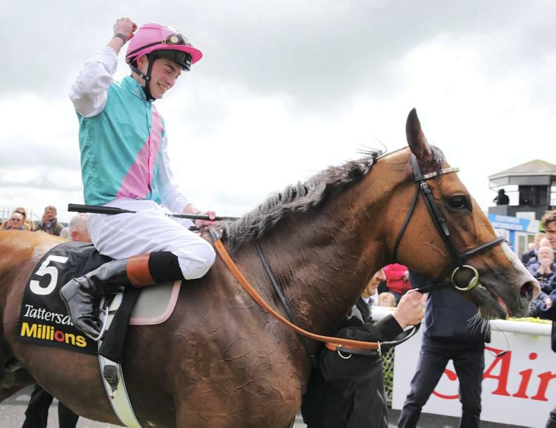 Curragh gets more cash and blacktype for 2015