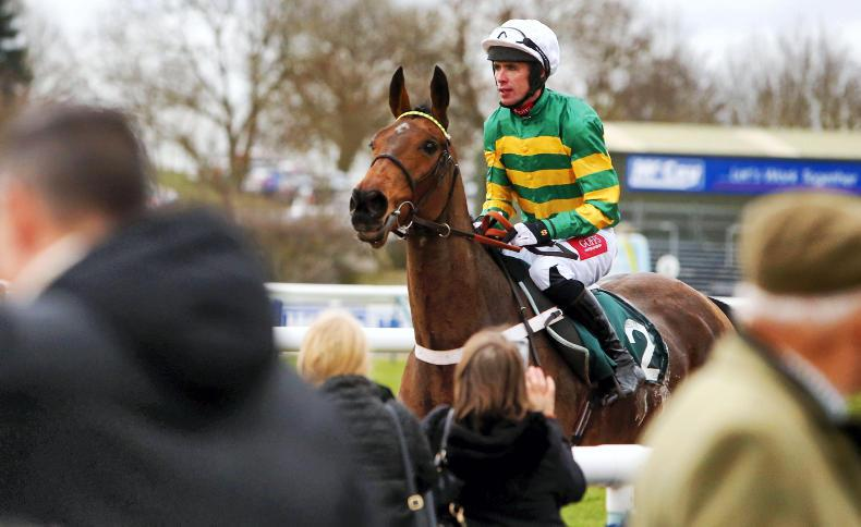 Corral bounces back to form in Sky Bet Chase