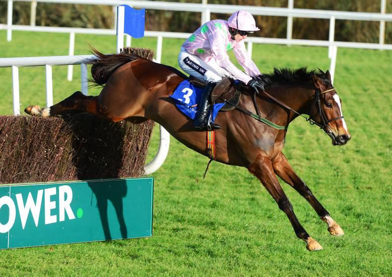 Victory comes easy for Vautour