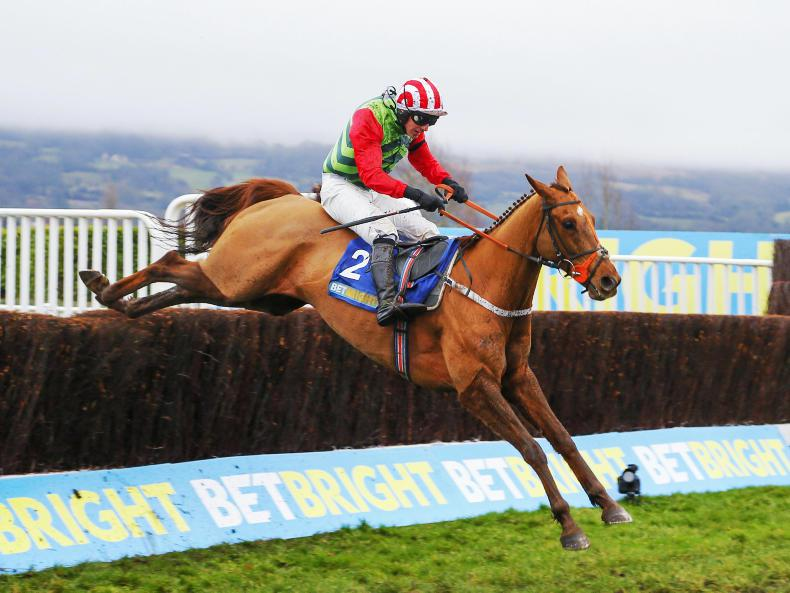 Definitly Red creeping into Grand National contention