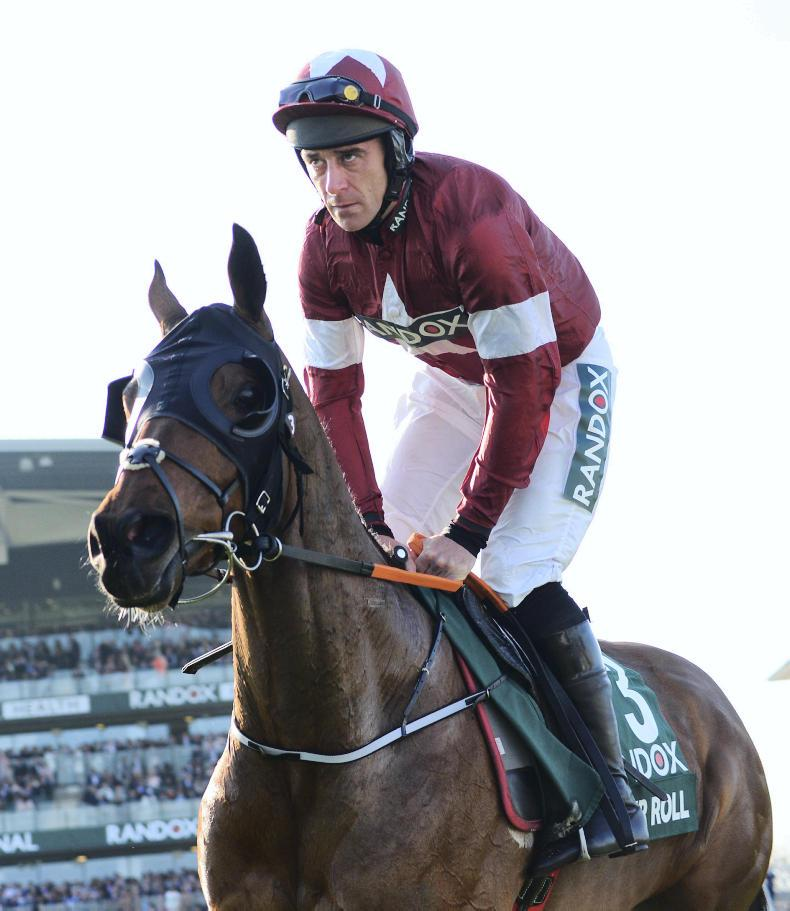 Tiger Roll on course to bid for National history
