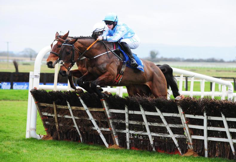 FAIRYHOUSE SATURDAY: Minella Melody toughs it out