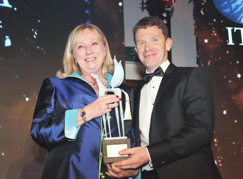 ITBA AWARDS: Mags O'Toole recognised for sales excellence