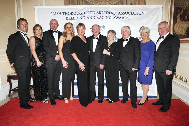 ITBA AWARDS: Top names pay tribute to Paddy Kelly