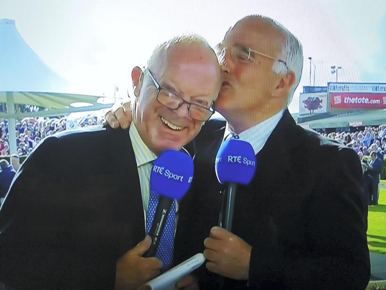 THE WEEK THAT WAS: Farewell to one of the voices of Irish racing