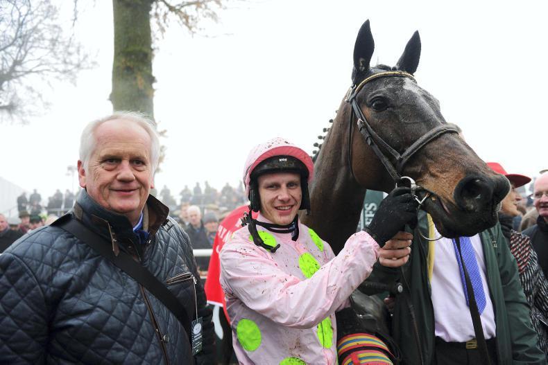 SIMON ROWLANDS: Benie the winner in any race