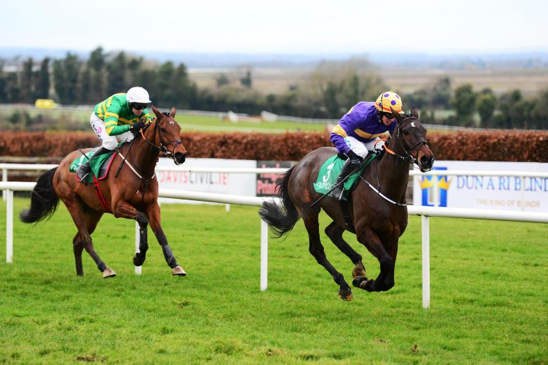 TALKING TRAINER: Dialing up for Dublin