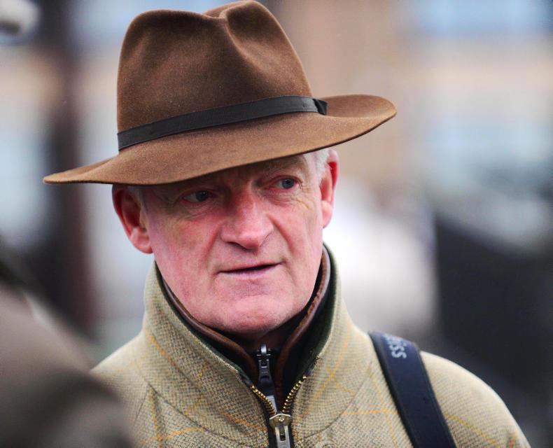 Lamarckise on target for Cheltenham following Limerick strike