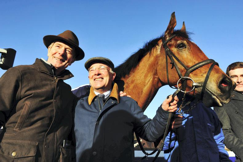 BREEDING INSIGHTS: Harry is the product of a top-class family
