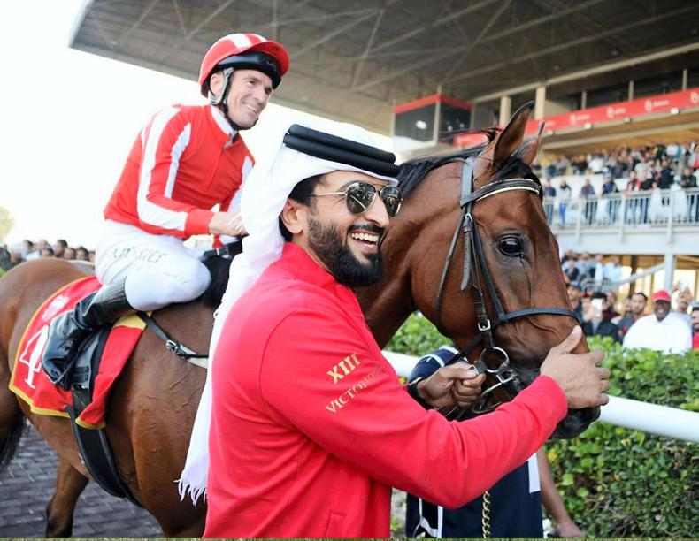 INTERNATIONAL RACING: Former Irish-trained Port Lions is new Bahraini star