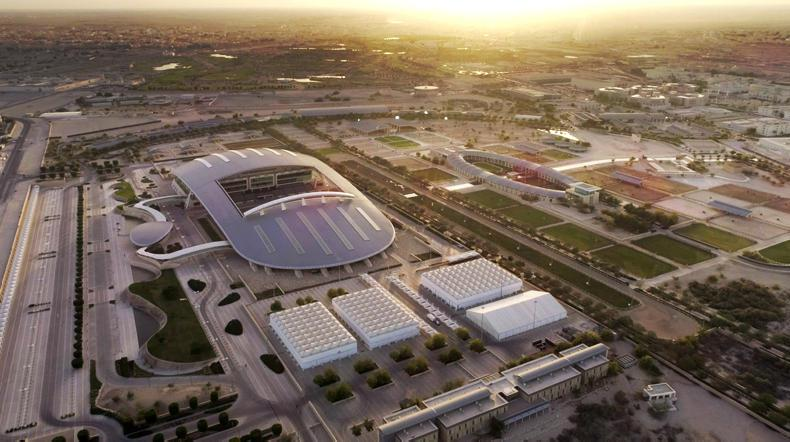 Al Shaqab set to host back-to-back world class events