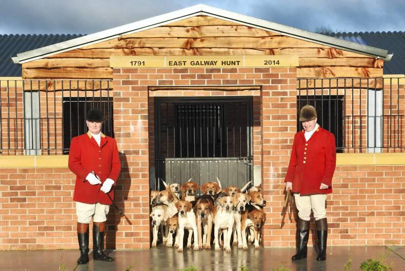 East Galway Foxhounds mark the start of a new era