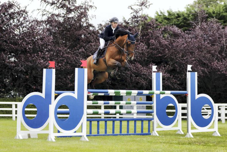 YOUNG RIDER PROFILE:  Liam Deery