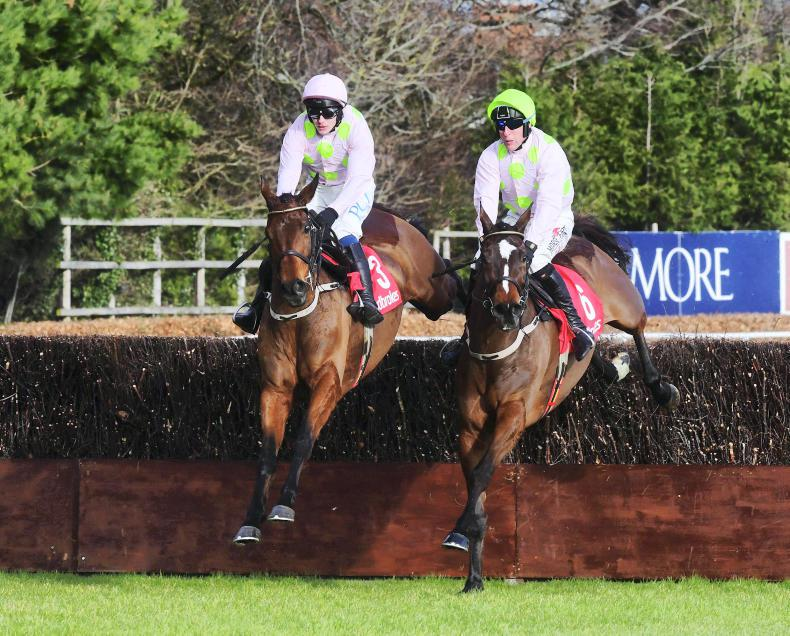 LEOPARDSTOWN SATURDAY: Chacun Pour Soi the rising star