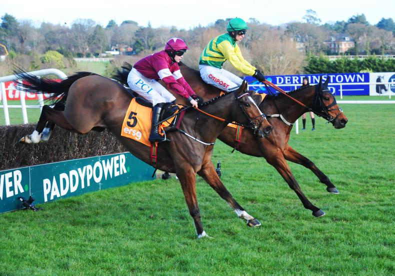 LEOPARDSTOWN SATURDAY: Notebook has all the answers