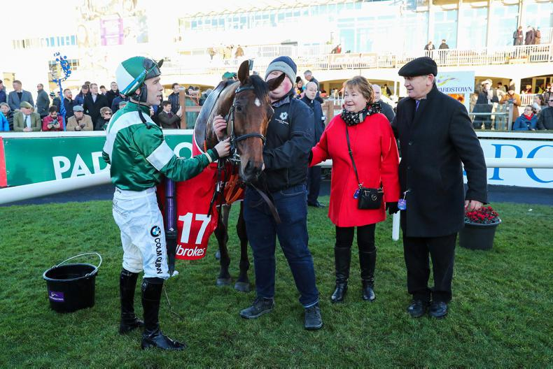 LEOPARDSTOWN SATURDAY: Byrnes blows away his rivals again