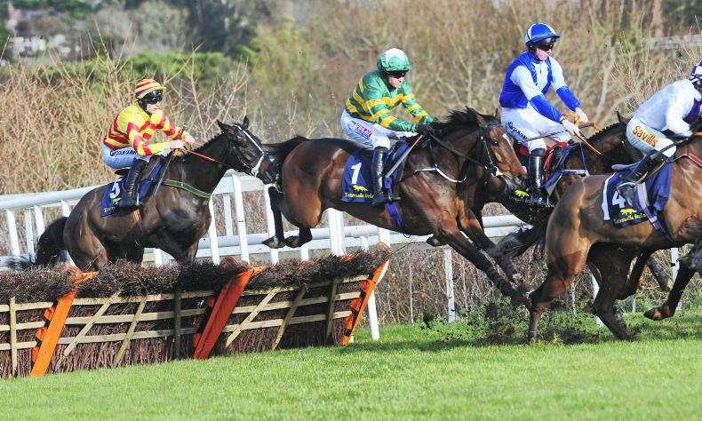 LEOPARDSTOWN SUNDAY: Late flourish by A Wave Of The Sea