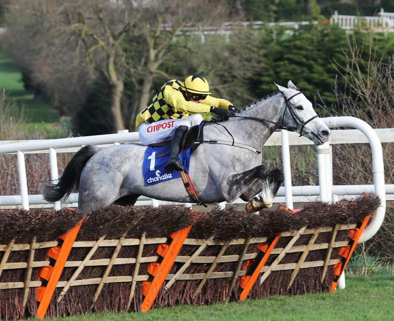 LEOPARDSTOWN SUNDAY: Asterion Forlonge heads to Supreme