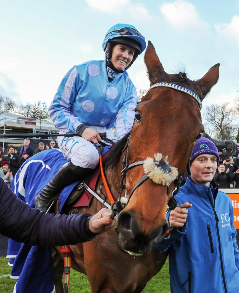 LEOPARDSTOWN SATURDAY:  Rachael now the 'new' Ruby?