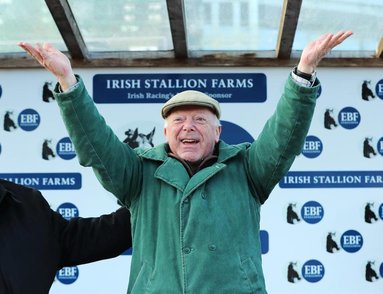 LEOPARDSTOWN ON TV:   Robert bows out on greatest day