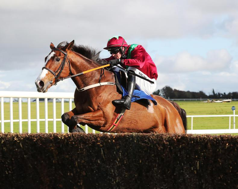 PUNCHESTOWN SATURDAY PREVIEW: Agusta has the scope to progress