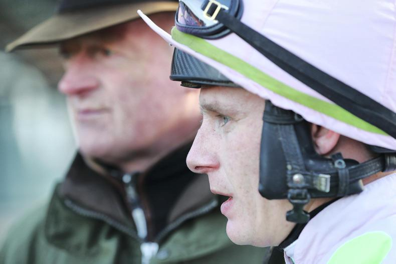 Mullins forced to rule Douvan, Dream and Saldier out of Cheltenham