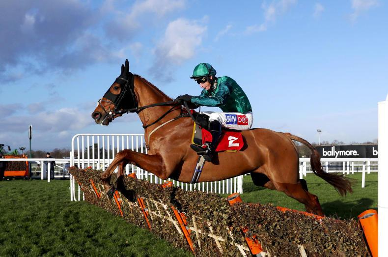 BRITISH PREVIEW: Take Sir to be your Betfair Hurdle Valentine