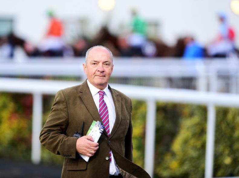 NEWS: Trainers and racing official in €500,000 court battle