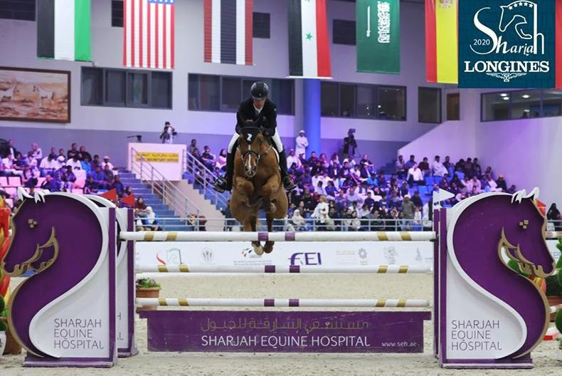 SHOW JUMPING: Five-star wins for Shane Breen and Bertram Allen