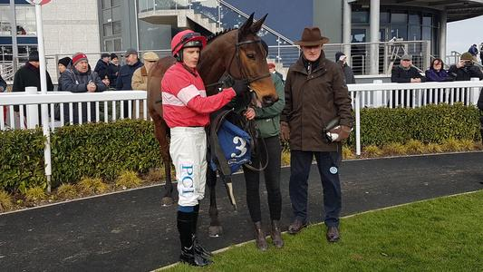 Double delight for Mullins and Townend
