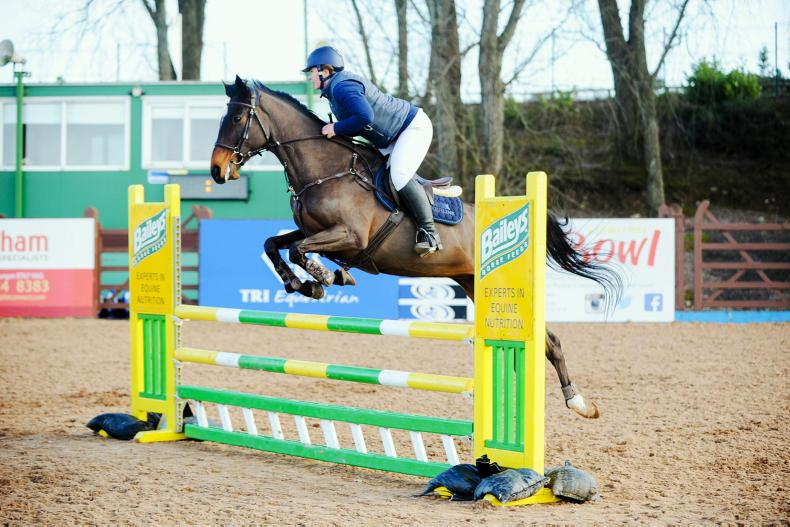 AROUND THE COUNTRY: Stubington returns with two wins at  Flexi Eventing series
