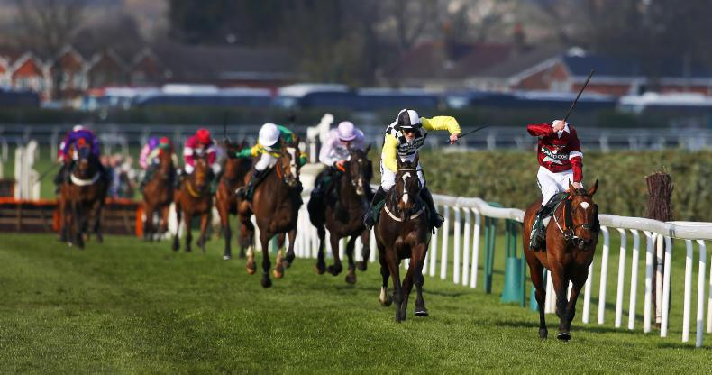 GRAND NATIONAL: Who won the war of the Tiger?