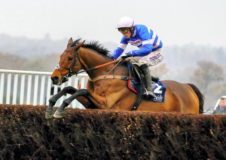 Cyrname faces three rivals in Ascot Chase defence