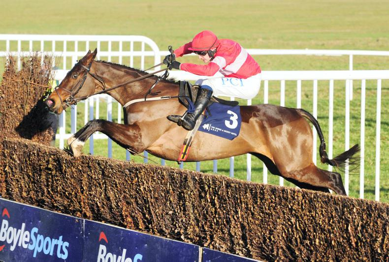 GOWRAN SATURDAY: Real has the Steel for success