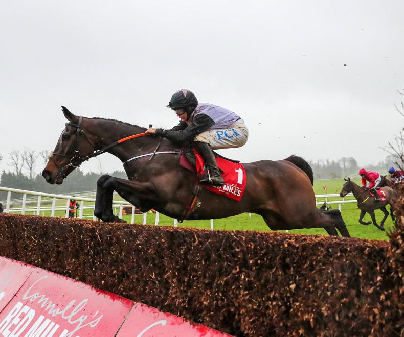 GOWRAN PARK SATURDAY: De Bromhead and Blackmore combine for double