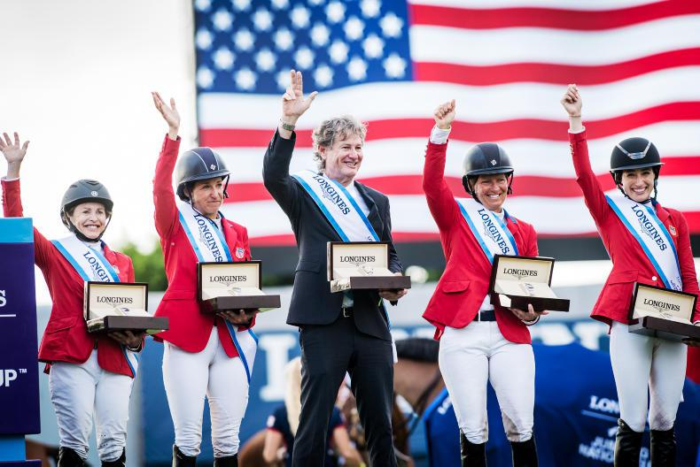 INTERNATIONAL: USA win thrilling Nations Cup on home soil