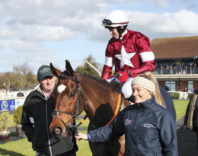 Tiger Roll delights Elliott on Navan return