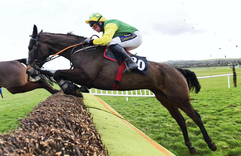 PUNCHESTOWN SATURDAY (P): Collins off the mark early again