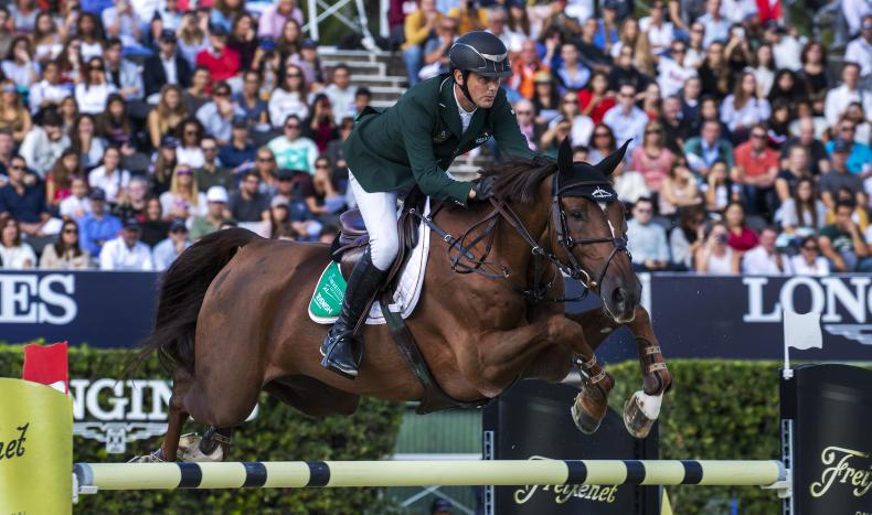 INTERNATIONAL: Twomey second in CSIO5* Grand Prix