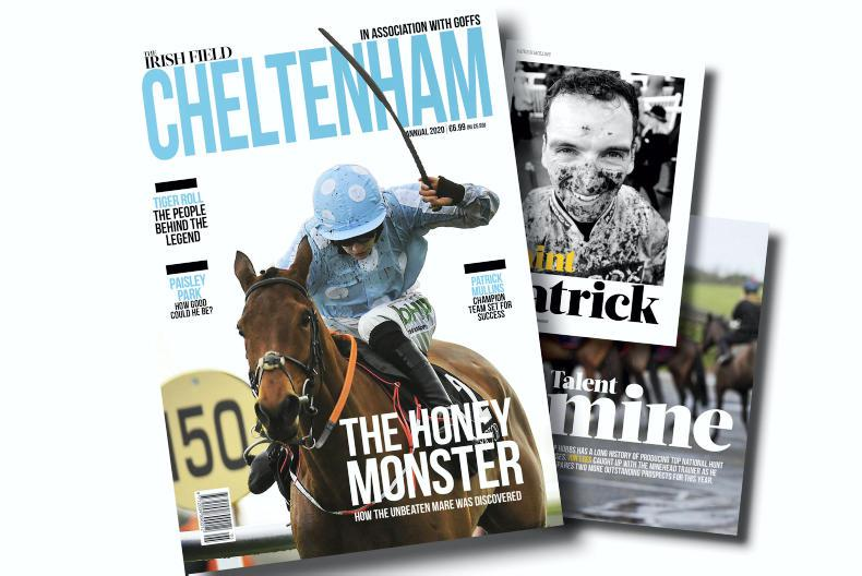 Order your Cheltenham 2020 magazine here!