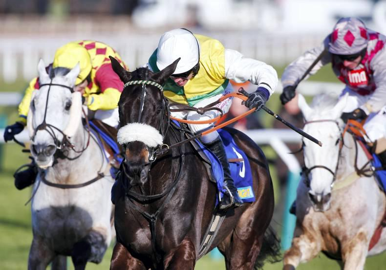 NICK MORDIN: Bolster again the Gold Cup value