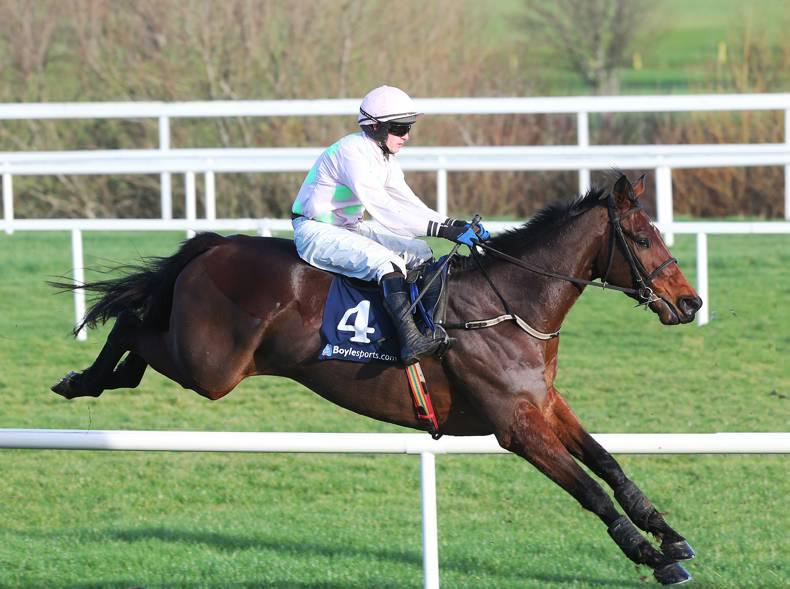 NICK MORDIN: Djak jumps into Gold Cup picture