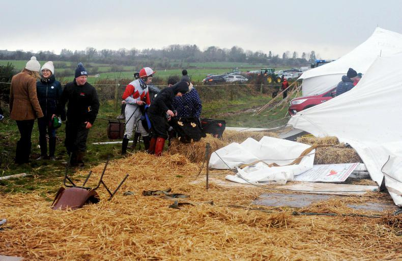 EOGHÁIN WARD: Storms and rescheduling causing headaches
