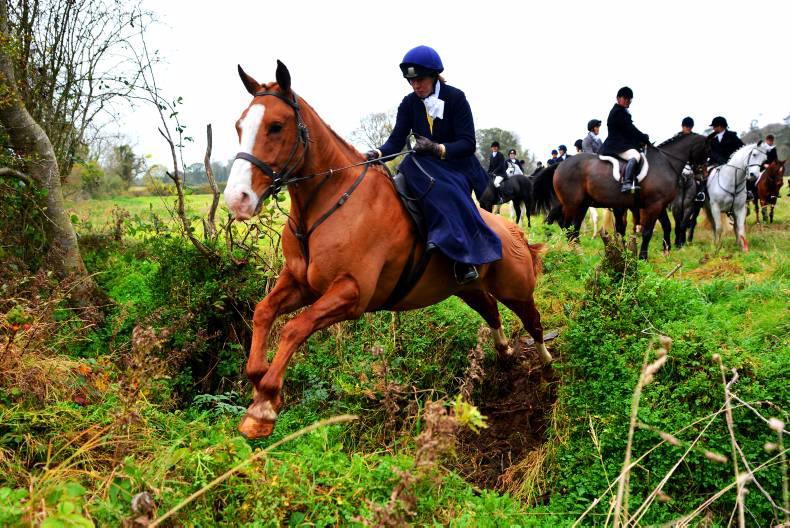 Ballymacad Hunt to host side saddle meet