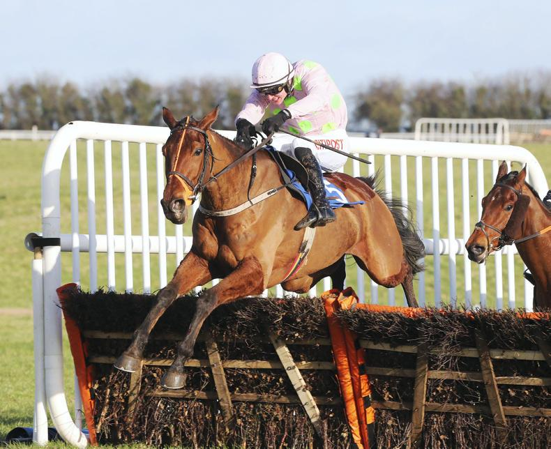 Five O'Clock strikes for Mullins team at Thurles