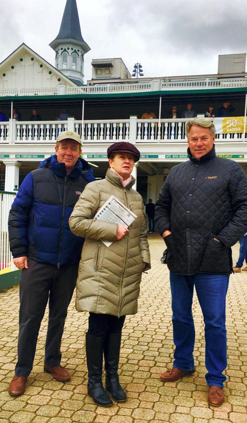BREEDING INSIGHTS: Another Monomoy star emerges
