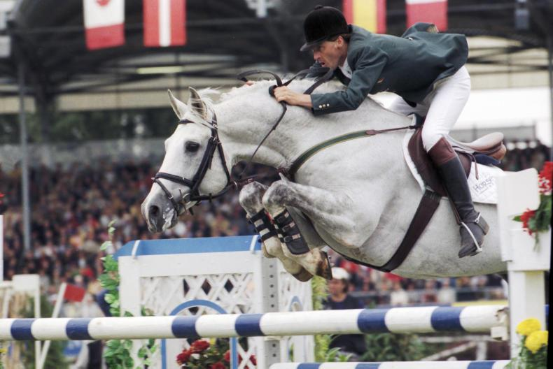 Stallion Shows On Parade